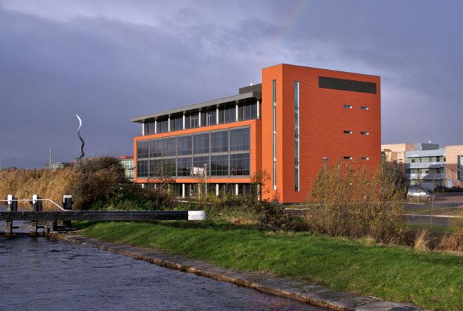 18B offices at Park West Dublin