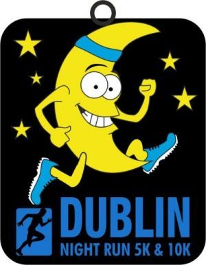 Dublin Night Run Park West