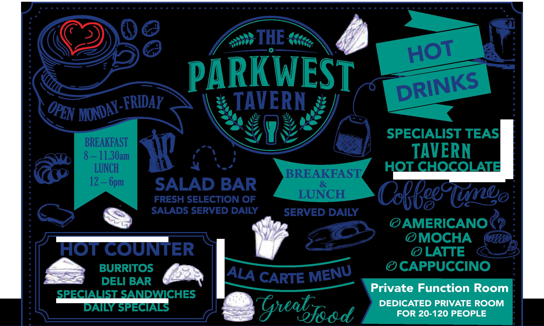 park west tavern